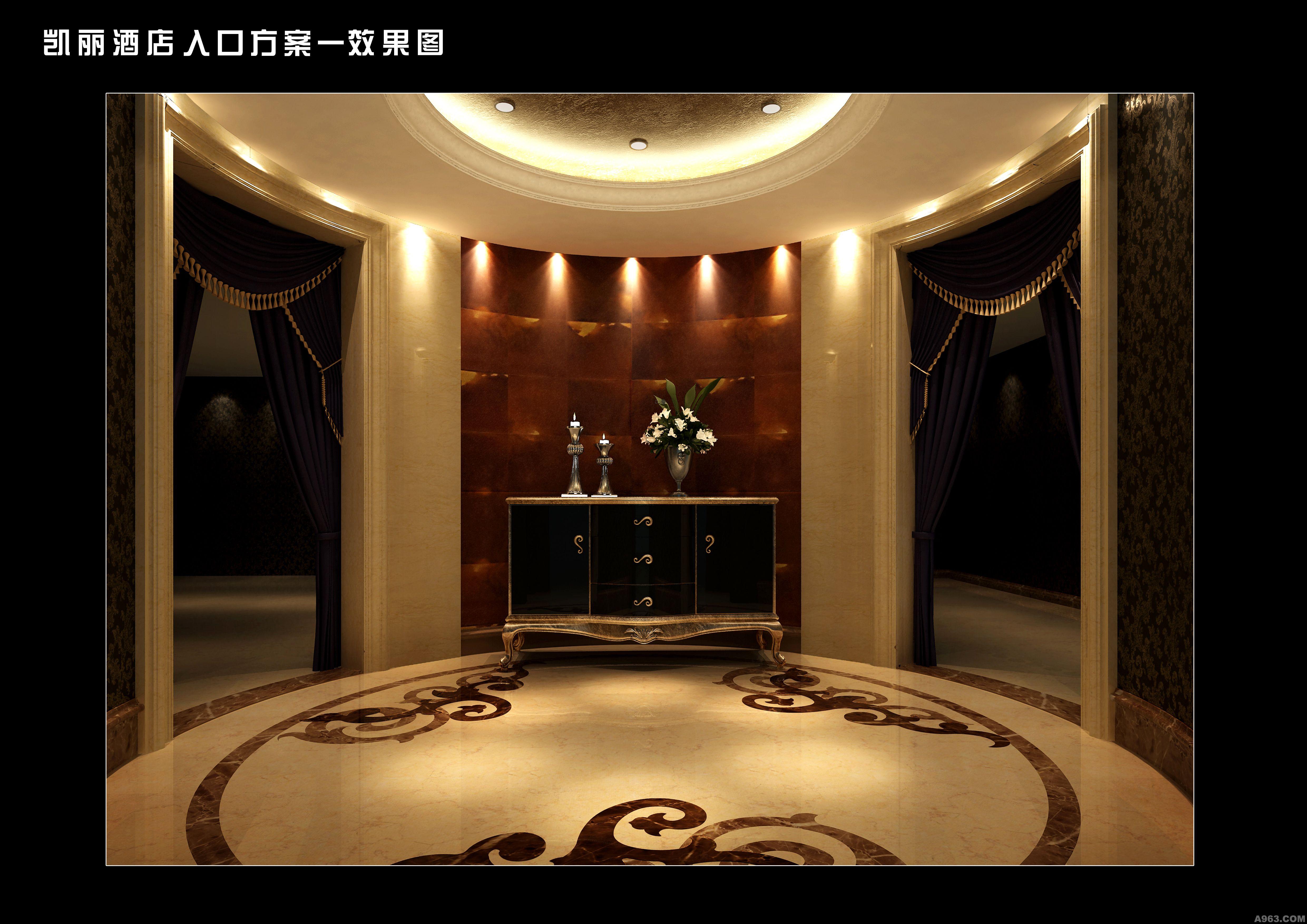 葫芦岛凯丽酒店会所-入口