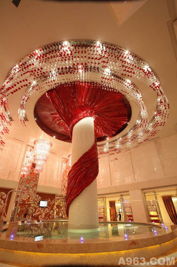 沈阳金碧海洋之星度假酒店设计说明