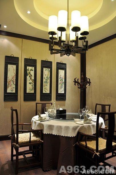 徽商一号公馆 - 餐饮空间 - 设计作品案例