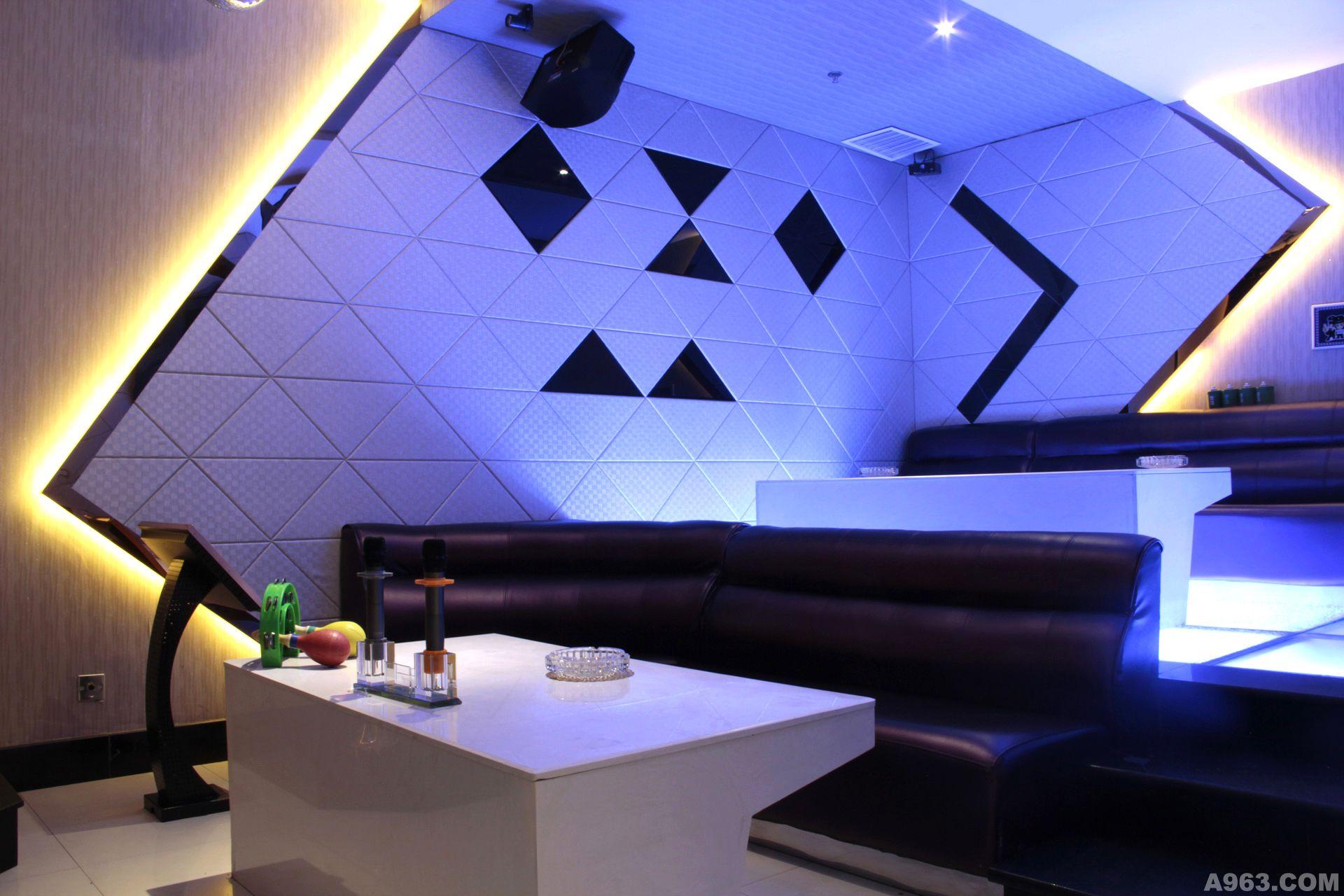 中华室内设计网 作品中心 公共空间 ktv设计 > 曹海龙作品  本项目