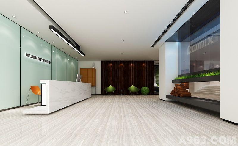 米兰辰杉整形医疗空间设计