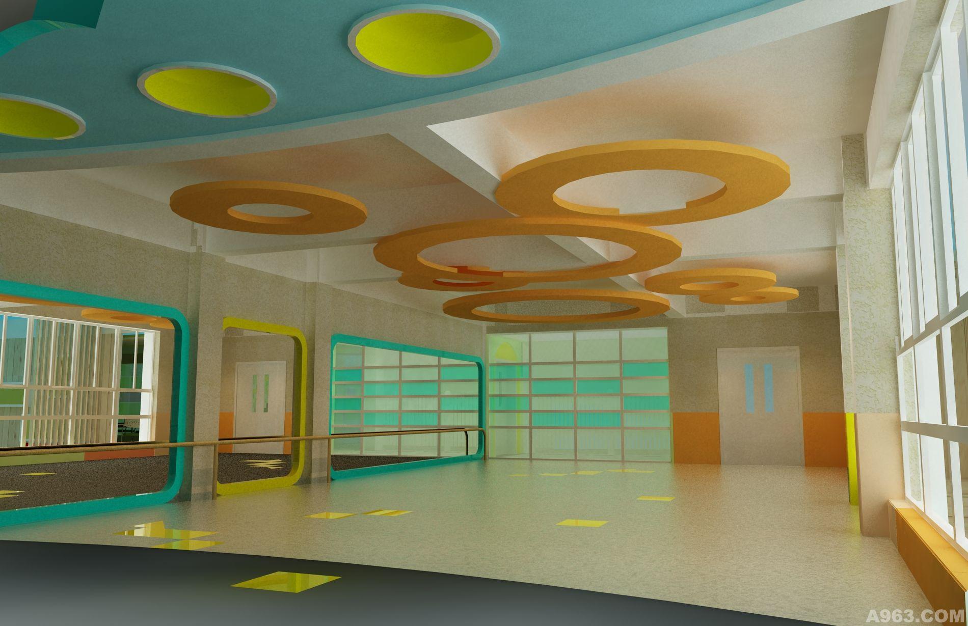 扬州幼儿园设计实例图片