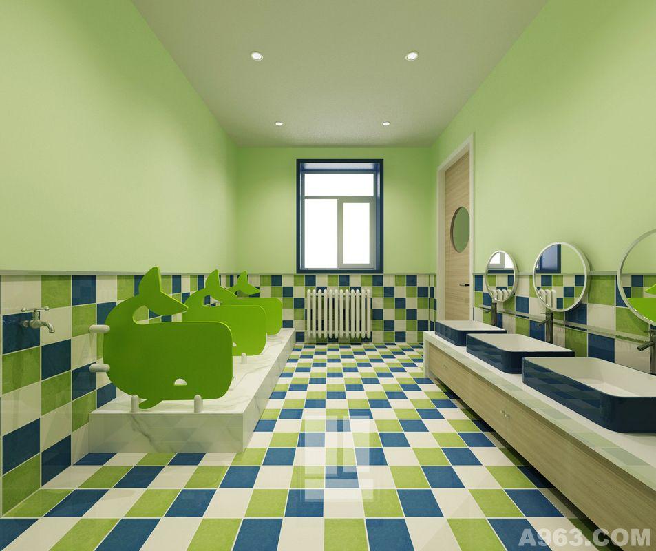 擎天幼儿园办公空间设计