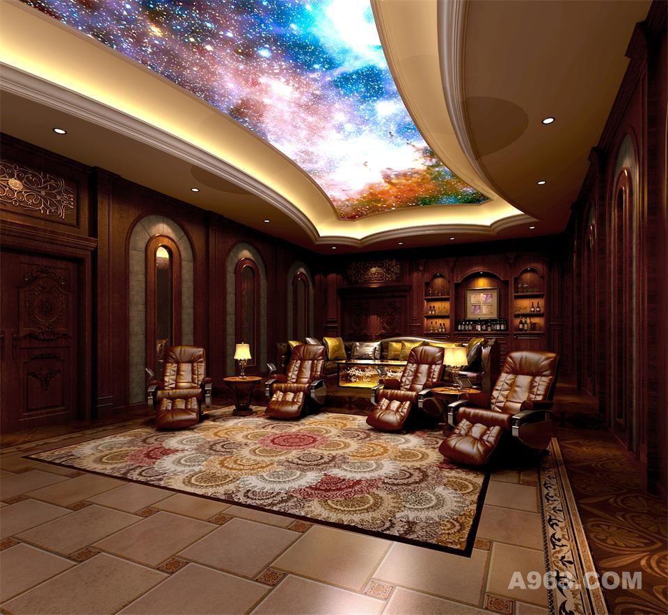新古典欧式别墅设计