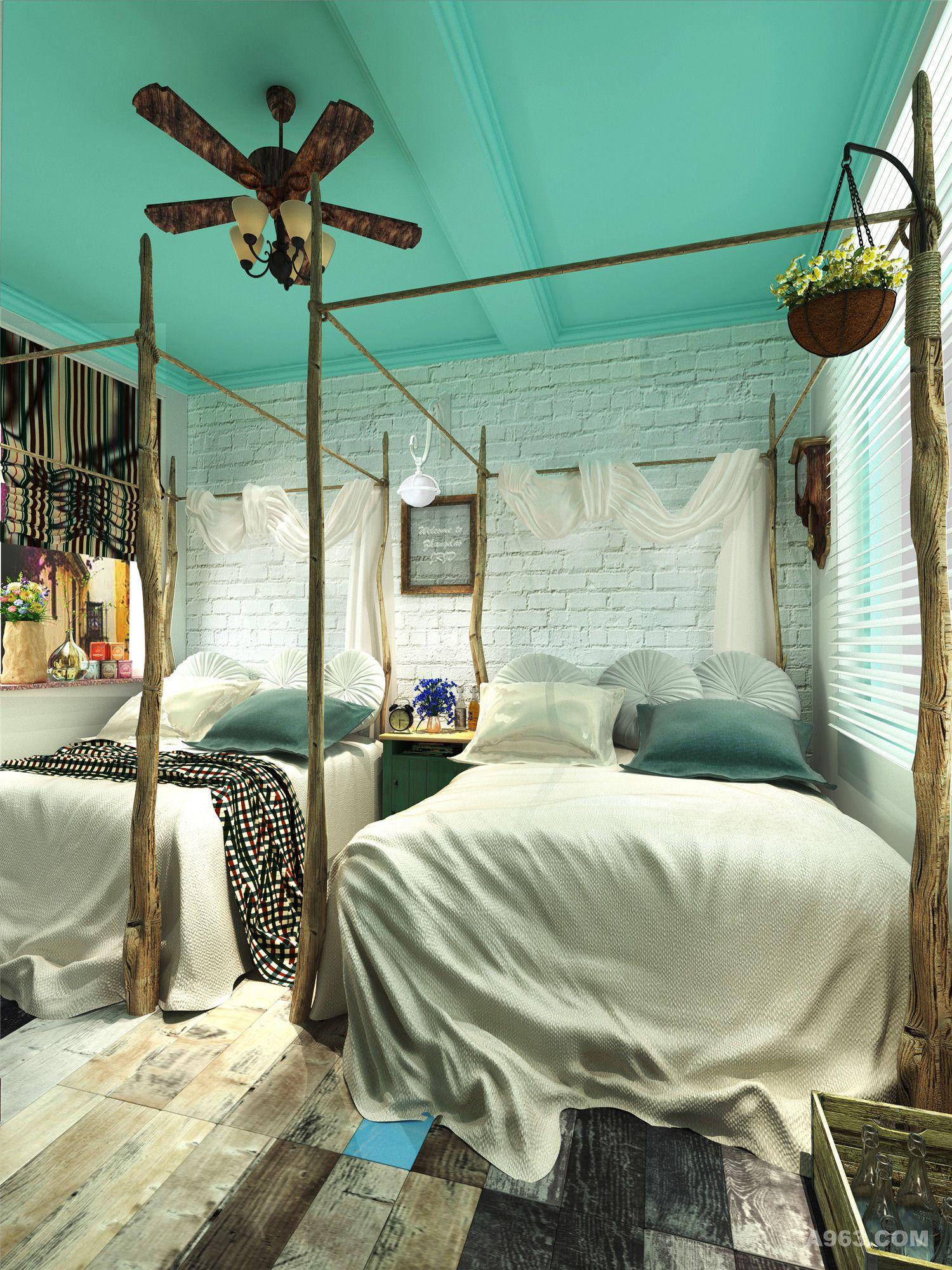丹东度假民宿设计室外效果图
