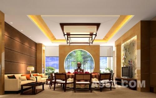 无论是做专业酒店设计还是做商业空间设计都是有它的不同点,当然也有
