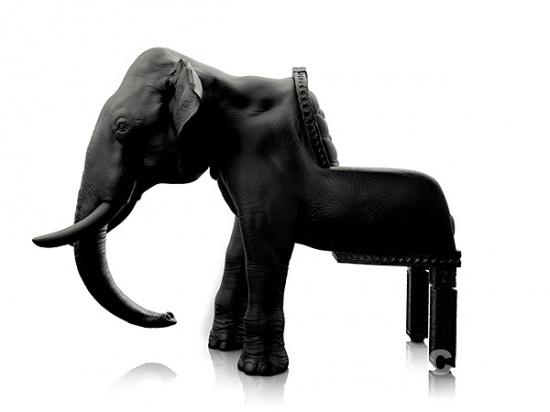 向星球上的动物王国致敬:华丽大气的动物椅
